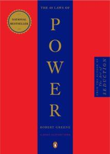 4. The 48 Laws Of Power