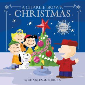 7. A Charlie Brown Christmas, Pop-Up Edition