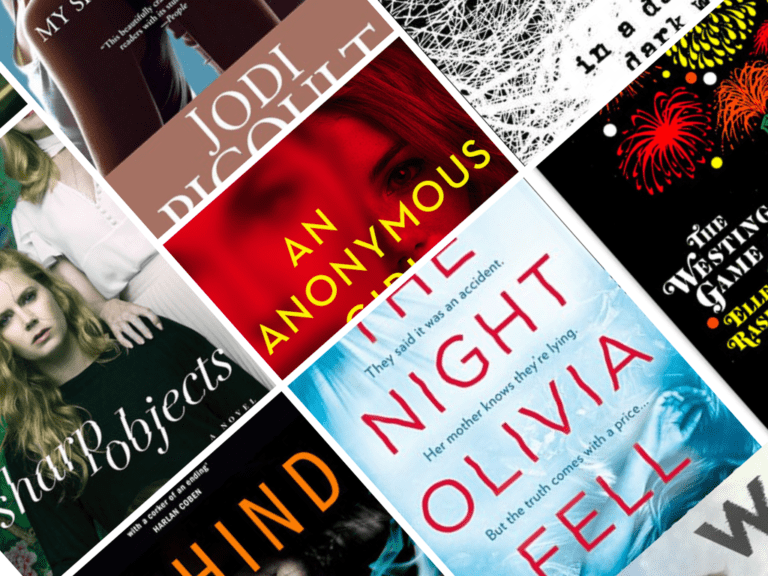 10 Books With Intense Plot Twists That You Never Saw Coming