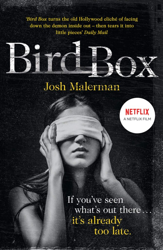 Bird Box by Josh Malerman-doitwriters-books-How to Become a Better Writer
