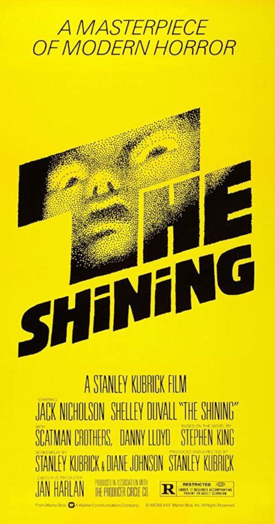 The Shinning-movies that ruined great books