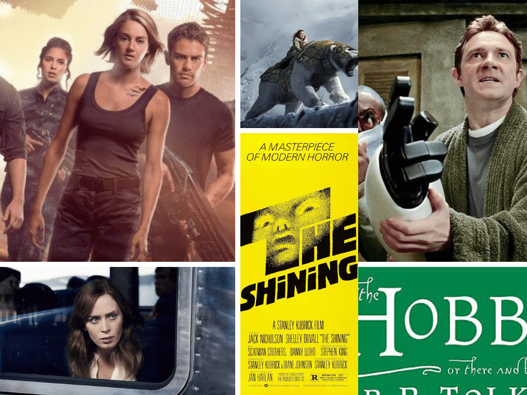 Horrible Movies That Ruined Great Books