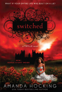 Switched by Amanda Hocking-indie books