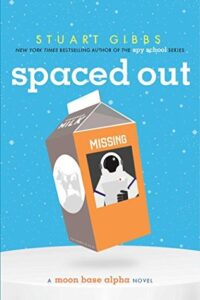 Space Case and Spaced Out by Stuart Gibbs
