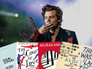 Books Recommendation by Harry Styles