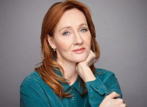 J. K. Rowling - Top 10 Best Authors to Read
