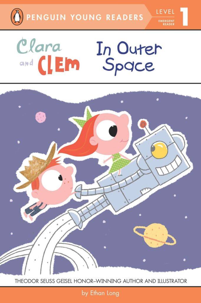 . Clara and Clem in Outer Space