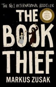 The Book Thief by Markus Zusak - Books that Changed People's Life