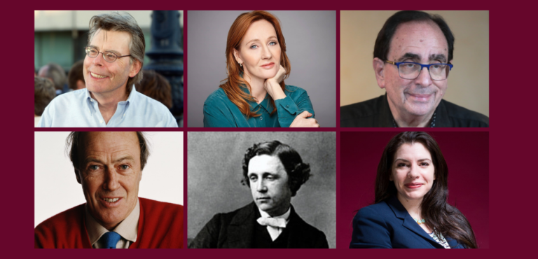 Top 10 Best Authors to Read
