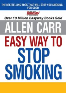 The Easy Way To Stop Smoking by Allen Carr - Books that Changed People's Life