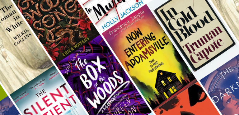 11 Young Mystery Books That Will Leave You With Goosebumps