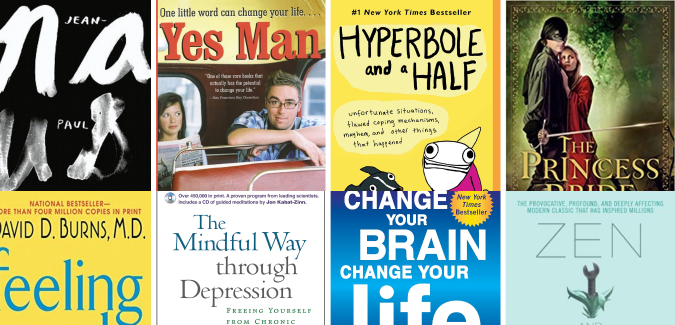10 Books To Read if You Are Struggling With Depression